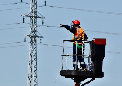 Safe Working At Heights In The Electricity Supply Industry