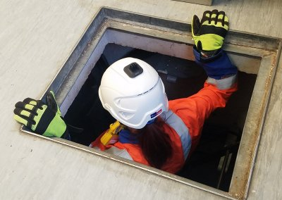 Chorus WTC 4 – Confined Spaces