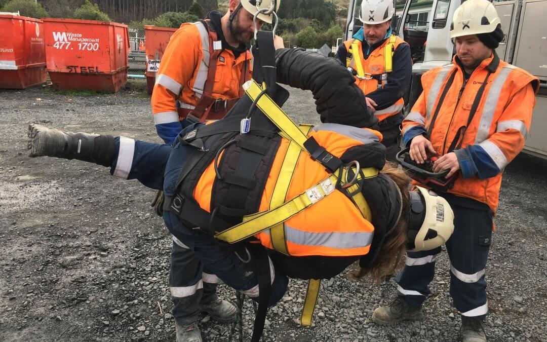 Rescue Planning